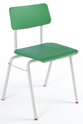 Bellos Claqssromm Chair Green