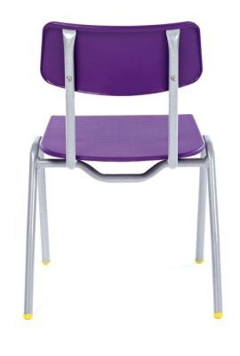 Bellos Classroom Chair Rear