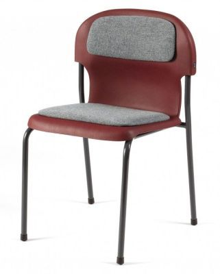 Classroom Chair 2000 With Seat And Back Pad
