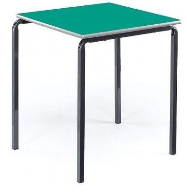 Adv Crush Bent Square Classroom Table