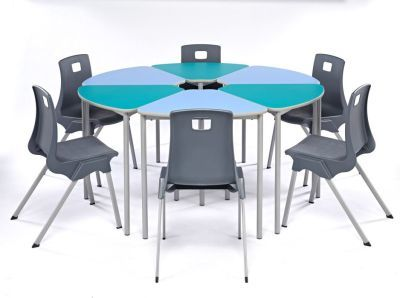 Segat Modular Tables In A Circle Mood Shot