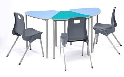 Segat Modular Tables Half Moon Arrangement