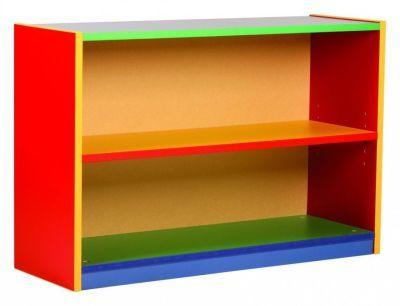 Colourful Colour My World Bookcase