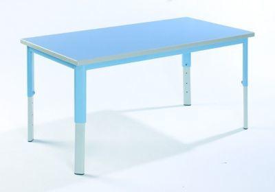 Start Right Rectangular Height Adjustable Classroom Table