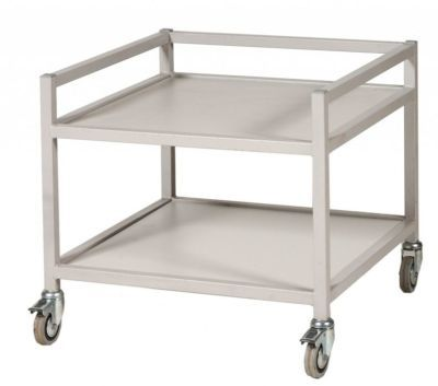 CL-OVerhead-Projector-Trolley-with-Safety-Bars-compressor