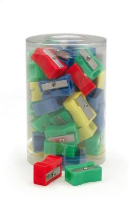 Plastic Single Sharpeners Compressed