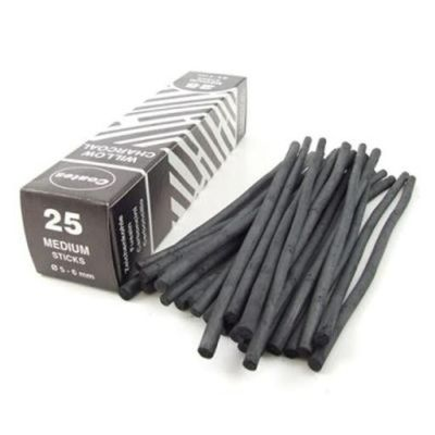 Charcoal Sticks Compressed