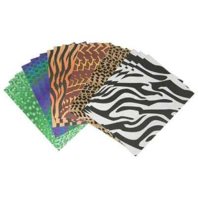 Animal Print Papers Compressed