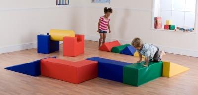 K4 Soft Play Activity Say Set C1
