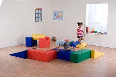 K4 Soft Play Activity Set C2