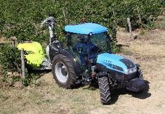 Landini gets into gear for Fruit Focus