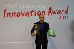 Fingerlimes scoop FLIA award