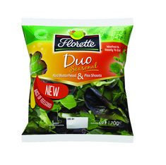 Florette launches new Duo variant