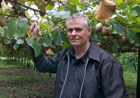 McBride to chair Zespri