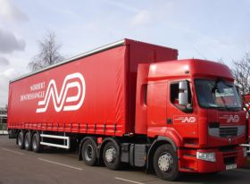 XPO acquires Norbert Dentressangle