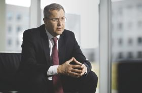Maersk CEO concedes sluggish demand