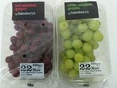 Zambian grapes make UK debut