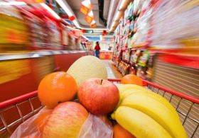 Londoners spend most on fruit and veg, research reveals