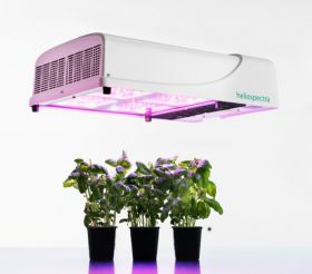 Heliospectra lights up plant science