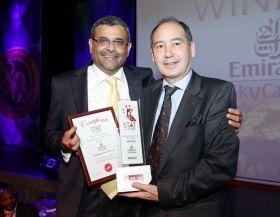 Emirates SkyCargo lands African award