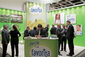 Favorita unveils new banana campaign