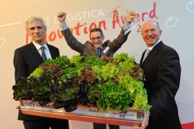 City Farming wins FLIA 2013