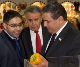 Moroccan produce in spotlight in Berlin