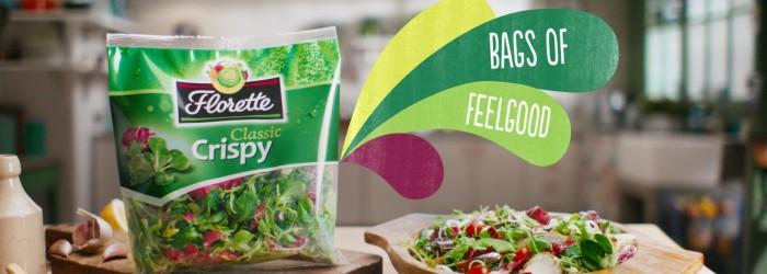 Florette unveils new £5m ad campaign