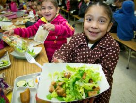 Taylor Farms launches school salads