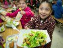 Do kids who grow kale eat kale?
