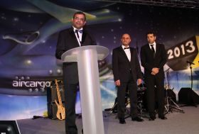 Emirates named cargo airline of the year
