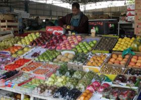 Fresh produce trade booms in Dubai