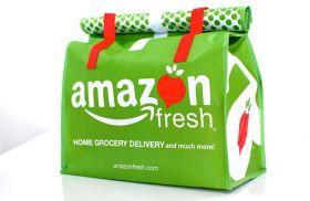 US AMazon Fresh bag