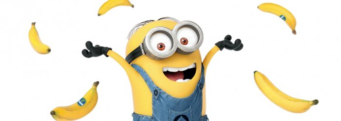 Chiquita puts Minions to work