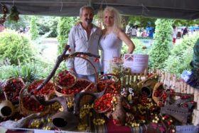 Russians keen on Bulgarian cherries