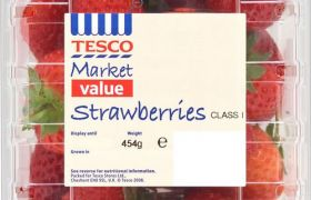 Tesco in the dock over berry promo