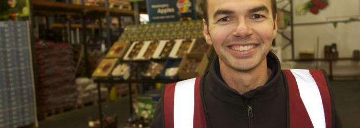 Fresh Produce Hero: Damian Fowler