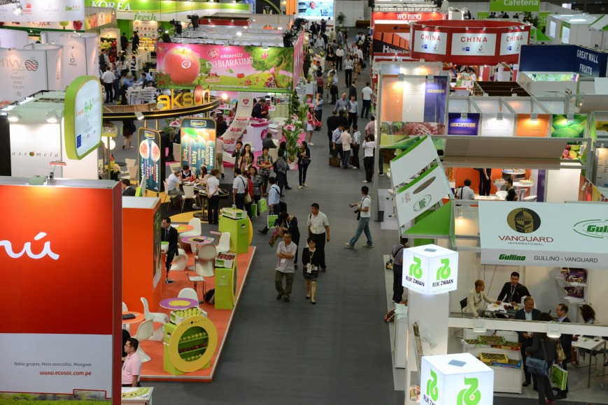 Countdown to Asia's leading fresh produce show begins