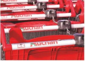 Auchan in red after revamp