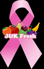 J&K Fresh supports cancer cause
