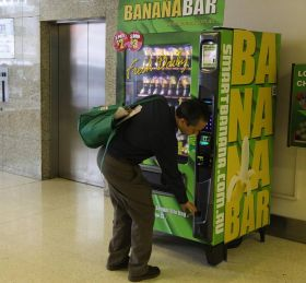 Mackays installs new banana vendors