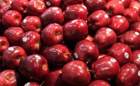 Washington apple exports down