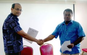 Fiji to benefit from partnership