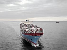 Freight rates hit Maersk Line result