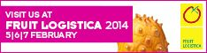 Visit us at Fruit Logistica 2014