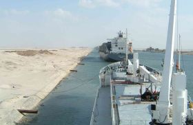 Maersk welcomes Suez expansion