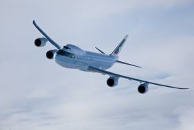 Fuel prices dent Cathay cargo profits