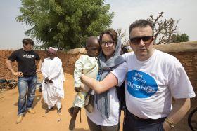 Fyffes steps up Unicef polio aid