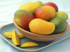Mangoes put in solid performance