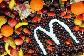 McDonald's extends free fruit campaign